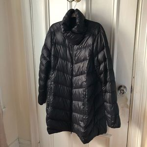 L.L. BEAN Down Jacket, Long